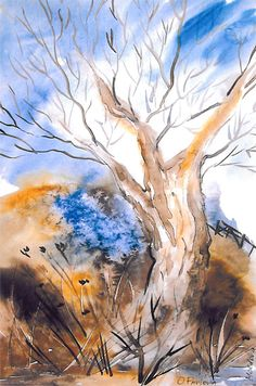 Olga Pavlova.Joy of Creation.: Tree