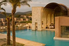 Blue Palace Resort and Spa in Crete, Greece