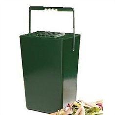 Compost Caddy Odor Free Kitchen Compost Bin