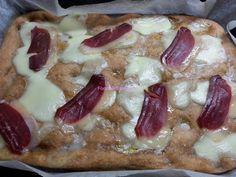 Foodie in Translation: La Rubrica del Lunedì: Pizza al prosciutto d'anatr...