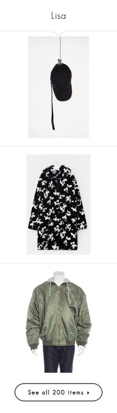 """""""Lisa"""" by rubyfairie ❤ liked on Polyvore featuring outerwear, coats, fake fur coat, faux fur coat, imitation fur coats, men's fashion, men's clothing, men's outerwear, men's jackets and green"""