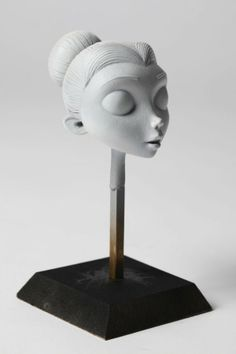 Victoria Everglot #maquette from Corpse Bride - MacKinnon and Saunders - I so love that character, super cute!