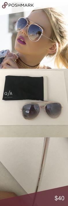 5f470343bd0 Quay  Needing Fame  Sunglasses Brand new. Style as seen on Khloe Kardashian  and JLo Quay Australia Accessories Glasses