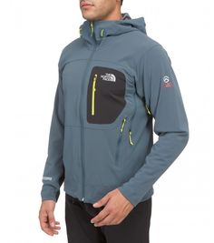 The North Face Men's Alpine Project Soft Shell – Summit Series