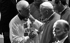 Pedo rings and the aristocracy go hand in hand.  Here's notorious pedophile Jimmy Saville with the Pope.  Savile was granted a Papal Knighthood and was a Knight of Malta.