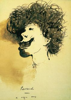 """""""Gavroche,"""" Pen and ink drawing by Victor Hugo Les Miserables Victor Hugo, The Man Who Laughs, Dark Photography, Art Database, Stencil Painting, Illustrations, Oeuvre D'art, New Art, Sketches"""