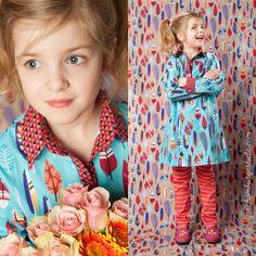 Zum Wegfliegen schön: das Fly-Blusenkleid Schnitt: blusenkleid lillesol&Pelle