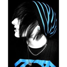 hot emo boys | Tumblr ❤ liked on Polyvore