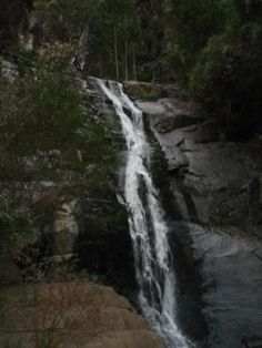 Hogsback, South Africa Situated in the Amatola Mountains, Hogsback is a magical place said to have inspired Tolkien (who was born in South Africa) when he wrote Lord of the Rings. The landscape is lush, green and dotted with waterfalls and streams to swim in. Indigenous forests play host to parrots and louries among many other species of birds. Hogsback is ideal for those who enjoy walking, trout fishing and horse riding. Trails are well marked throughout the area.