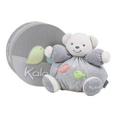 Kaloo Medium Chubby Bear - Zen $35.00