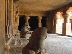 Mumbai  Elephanta Caves | by vesnautjesinovic
