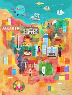 Kitkat Pecson – Garuda Indonesia Maps