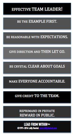 #leadership tips to consider. #HR #Career #infographic #