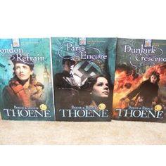 The Zion Covenant Series - Books 7-9  LONDON REFRAIN  PARIS ENCORE  DUNKIRK CRESCENDO