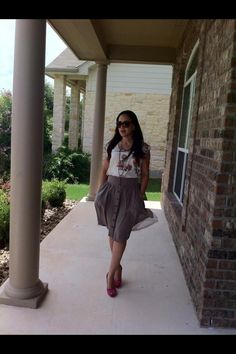 Image Consultant & Personal Stylist Elsie Jaime Sunday Look Of The Day. www.facebook.com/emjfashion