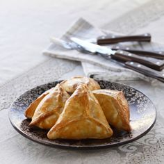 Hot-Water Pastry Dough