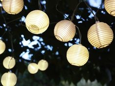Best outdoor string lights