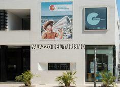 Palazzo del Turismo di Gatteo a Mare: facciata