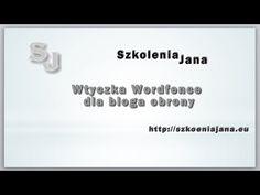 Wtyczka Wordfence dla bloga obrony.   Szkolenia Jana przez Internet, proste i skuteczne.