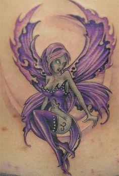 imagine tattoo cool tats back tattoos for men old english writing fairy tattoo tattoo ideas for guys names tattoo designs unique tattoos for. Fairy Tattoo Designs, Tattoo Designs And Meanings, Tattoo Designs For Women, Tattoos With Meaning, Tattoos For Women, Tattoo Meanings, Lila Tattoos, Purple Tattoos, Sexy Tattoos