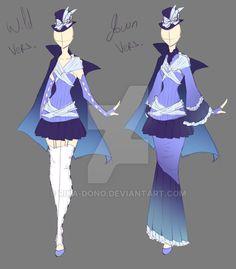 Wild'n'Gown 2 by rika-dono.deviantart.com on @DeviantArt