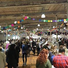 Makeology Spring Craft Fair in full force today at @cottonfactoryca. Many amazing local organizations doing their thing.  #HamOnt #Hamilton #Fair #Craft #CraftFair #Makeology #Makeologists #Local #Canadian #Event #Venue #Organization Find local experiences by exploring Events, Venues and Organizations at https://www.bruha.com