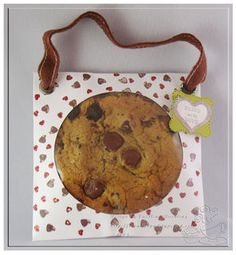 cookie holder & template