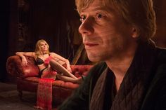 All the world's a stage in Roman Polanski's latest film 'Venus in Fur.' His wife Emmanuelle Seigner plays an actress auditioning for a play. http://www.examiner.com/review/venus-fur-movie-review