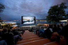 Orange Cinema, Zurich.                                           THE LIBYAN Esther Kofod www.estherkofod.com