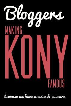 KONY 2012 via INVISIBLE CHILDREN