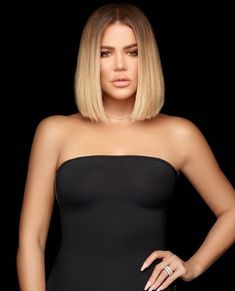 Frisuren the cut cut tunsoare bob Khloe Kardashian Who Is Dr. Dark Roots Blonde Hair, Dark Hair, Icy Blonde, Khloe Kardashian Hair Ombre, Kardashian Style, Kourtney Kardashian, Celebrity Hair Stylist, Blonde Balayage, Cool Hairstyles