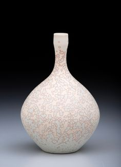 This one is light and airy and it will be on display this weekend at our 31st Annual Holiday Show and Sale here at our studio in the woods. Directions and particulars at https://www.facebook.com/events/1428110590743353/  You can also see more information about this piece at http://www.tiltonpottery.com/gallery.php#16