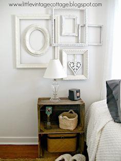 Little Vintage Cottage: Bedroom Reveal