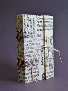 Tacketted Binding by Ort Bindery. Blank book made as a historical model for a talk. Shape is based on the golden ratio. I made 'waste' vellum on a fake parchment by hand printing body text, overlapping it etc.