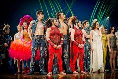 "Cirque du Soleil ""Amaluna"""