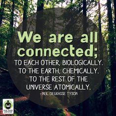 This Earth Day, let's remember that we're all in this journey together. #EarthDay #EarthDay2015 #environment #quote #inspirational #inspirationalquote
