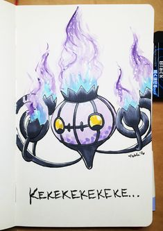160320 Chandelure Is Love by fablefire.deviantart.com on @DeviantArt