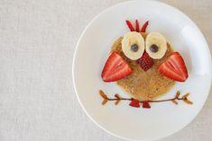 Easy Food Art, Kids Meals, Easy Meals, Art For Kids, Panna Cotta, Lunch, Breakfast, Ethnic Recipes, Children Food