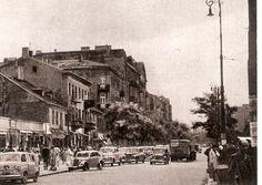 Wczoraj i dziś...: Rozgrzebana Praga Północ