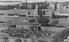 1946 - Praça da Estação Belo Horizonte