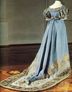 Court dress, Hermitage