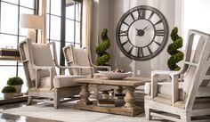 Uttermost – Accent Furniture, Mirrors, Wall Decor, Clocks, Lamps, Art