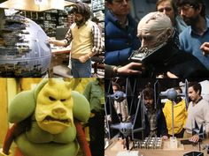 STAR WARS: 50 Behind The Scenes Photos from RETURN OF THE JEDI — GeekTyrant