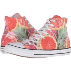 Converse chuck taylor all star fruit slices graphic hi orange green white d273bfd3a