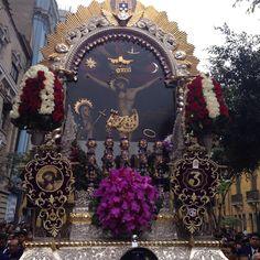 Señor de los Milagros. Lima, Peru.