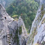 Drachenwand Klettersteig C