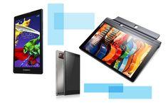 Разнообразие от смартфони и таблети Lenovo. ---> http://profitshare.bg/l/270375