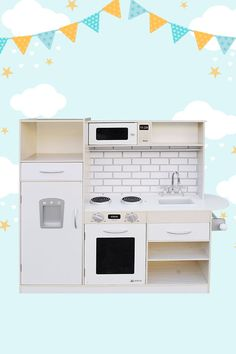 Get creative in the kitchen. Encourage little chefs to throw together experimental cuisines with the Laguna Play Kitchen. The Laguna comes outfitted with all the stations budding chefs need: oven, hot plate, fridge, sink, towel rack, microwave, and tonnes of storage space for play utensils. Locations: AUSTRALIA
