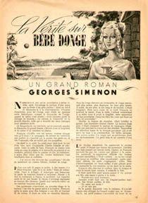 Chronologie Robert Denoël - année 1941