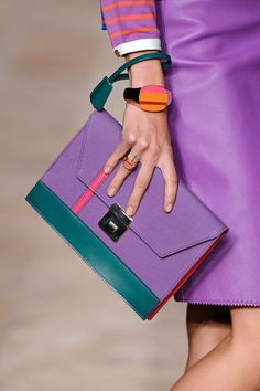 lavender and green from Tommy Hilfiger